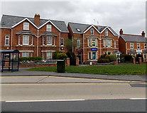 SO7845 : Swinton office in Malvern by Jaggery