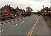 SO7845 : Geraldine Road, Malvern by Jaggery