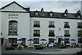 SD3686 : Swan Hotel Newby Bridge by edward mcmaihin