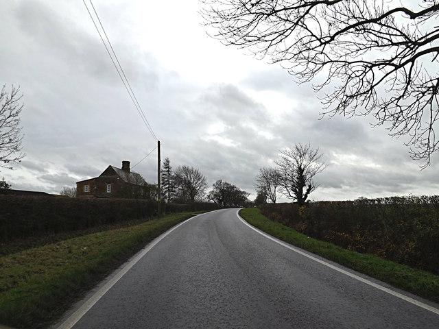 Eltisley Road & Leycourt Cottage
