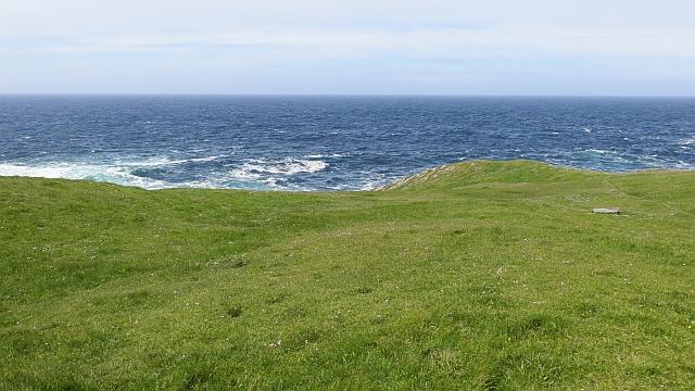 Grassland, St Ninian's Isle