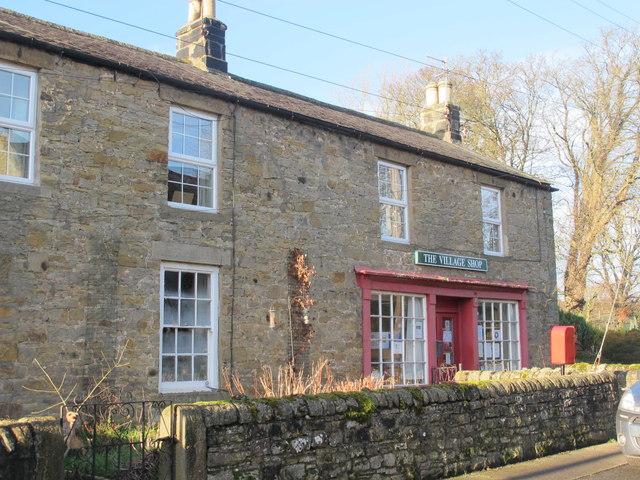 The Village Shop, Barrasford