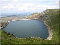 SH6161 : Marchlyn Mawr Reservoir by Peter S