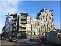 NT2572 : Royal Edinburgh Infirmary redevelopment by Richard Webb