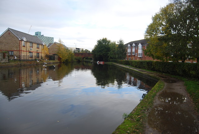Grand Union Canal - Paddington Branch