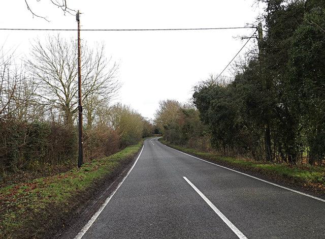 B1046 Meadow Road, Great Gransden