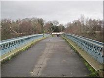 NY7063 : Haltwhistle Tyne Bridge by Les Hull