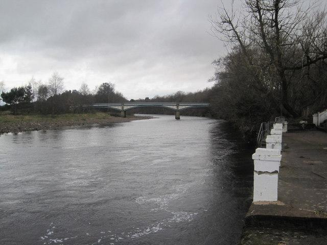 River South Tyne and Haltwhistle Tyne Bridge