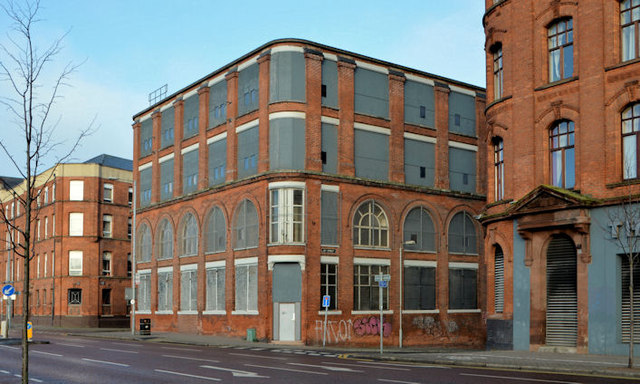Armagh House, Belfast (December 2013)