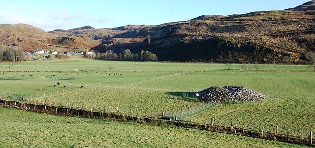 Nether Largie North Cairn in Kilmartin Glen