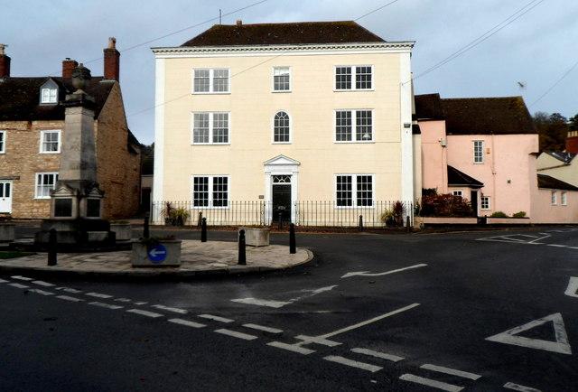 Edbrooke House, Wotton-under-Edge