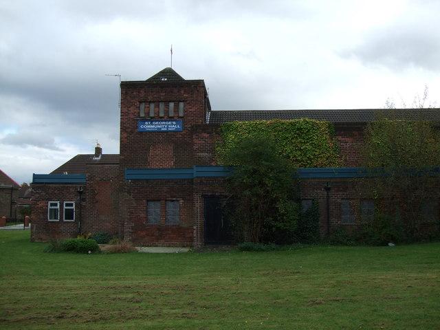 St George's Church Hall