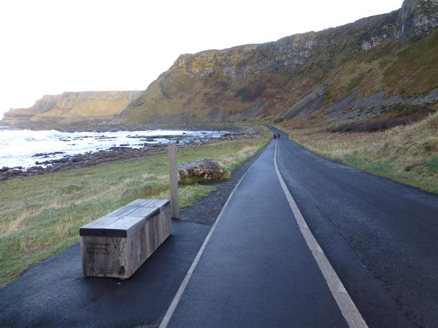 Road to Giant's Causeway