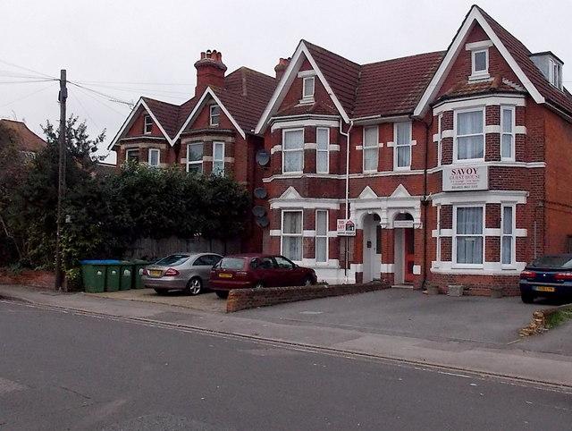 Savoy Guest House, Southampton