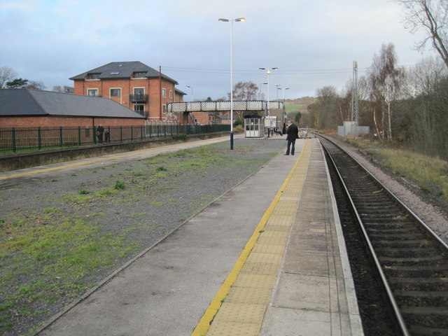 Duffield railway station, Derbyshire