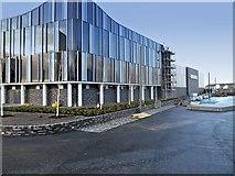 SJ8097 : ITV Centre, Trafford Wharf by David Dixon