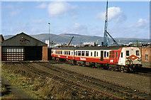 "J3574 : 80-class ""Suburban"" set at CSD - October 1990 by The Carlisle Kid"