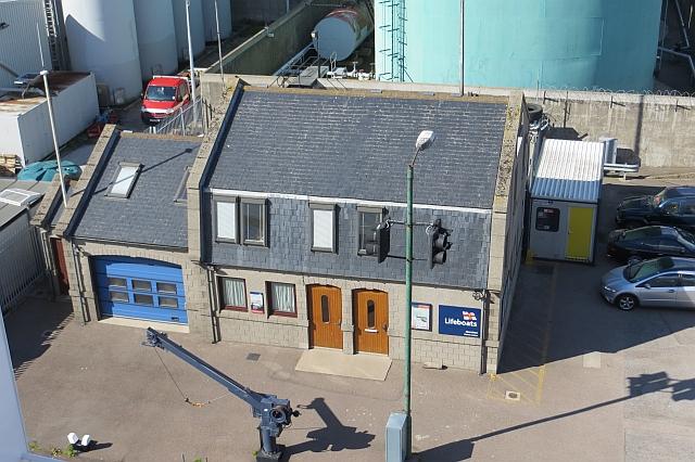 Lifeboat station