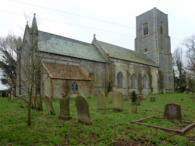 Bradfield church