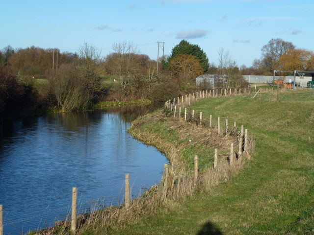 Folly River near Sission's Farm, Peakirk