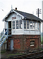 J1561 : Moira signal cabin (1) by The Carlisle Kid