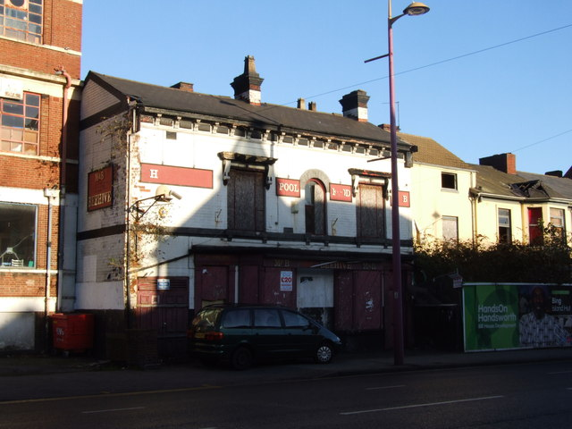 The Beehive, Handsworth