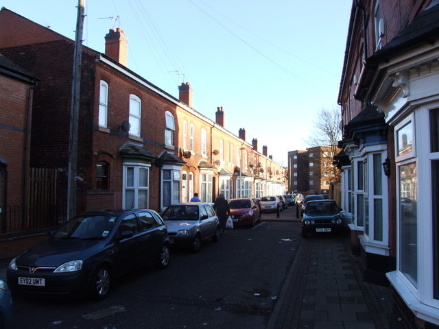 Terrace Road, Handsworth