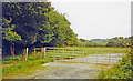 TQ4020 : Site of Newick & Chailey station, 2002 by Ben Brooksbank