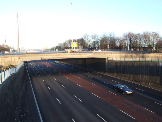 A38(M) Aston Expressway