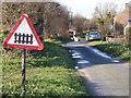 SE5622 : High Eggborough level crossing by Alan Murray-Rust