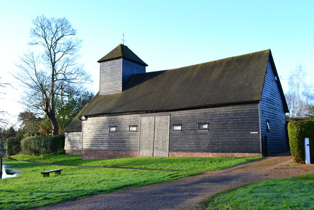 The Towered Barn at Buckland