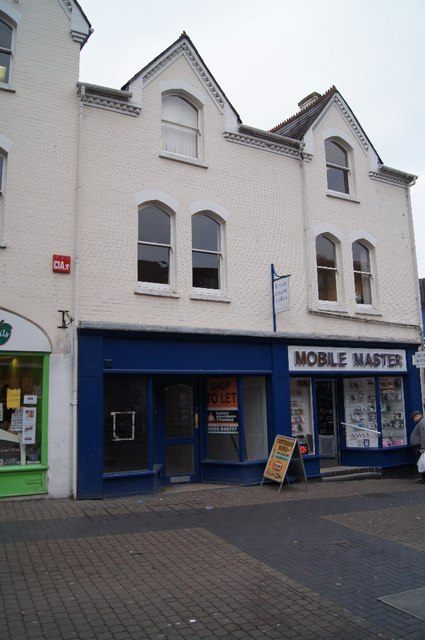 Will it be another charity shop?