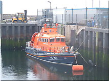 NK1345 : Peterhead Lifeboat by Adam D Hope