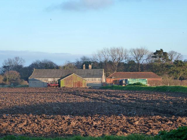 Church Farm, Lessingham