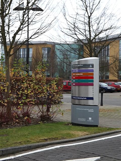 1020 East of England Ambulance Service sign