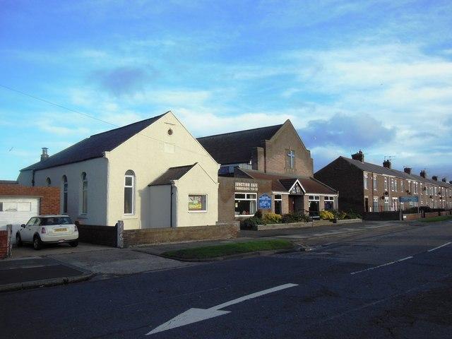 Stakeford Methodist Church