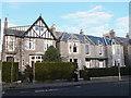 NJ9205 : Granite suburban (Gladstone Place, Aberdeen) by Bill Harrison