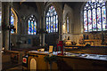 TQ9017 : Interior, St Thomas the Martyr, Winchelsea by Julian P Guffogg