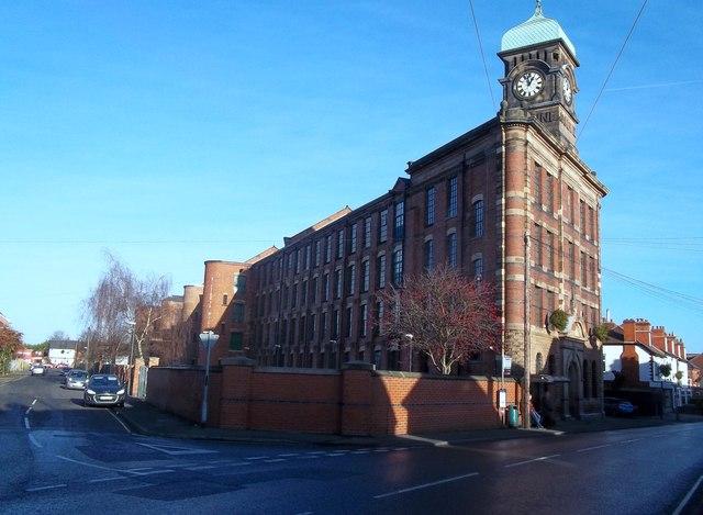 Victoria Mill in Draycott