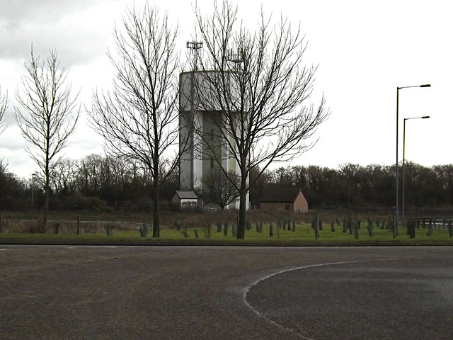 Cambourne Water Tower