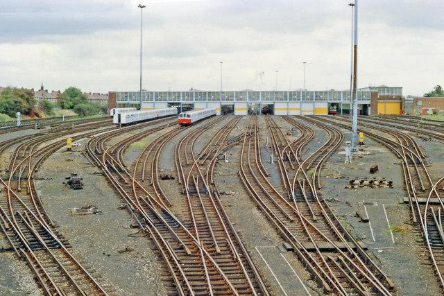 Northfields Depot, London Underground