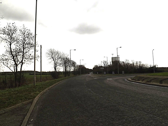 St.Neots Road, Cambourne