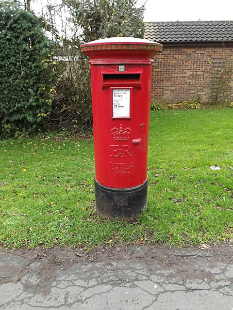 St.Neots Road Postbox