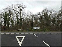 TL3759 : Cambridge Road, Hardwick by Adrian Cable