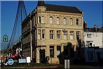 SP2055 : Lloyds Bank on Bridge Street by Ian S