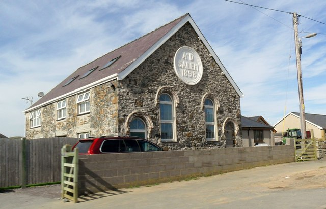 Salem Chapel, Aberdaron