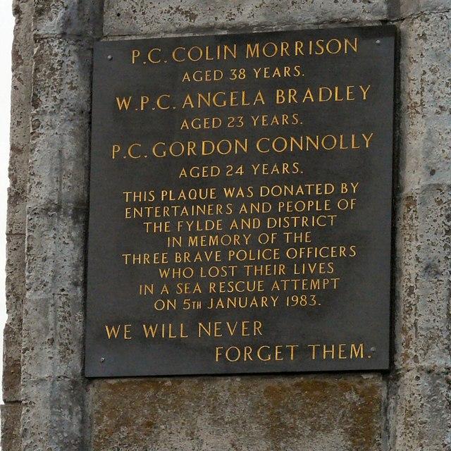 Plaque on Jubilee Gardens Memorial
