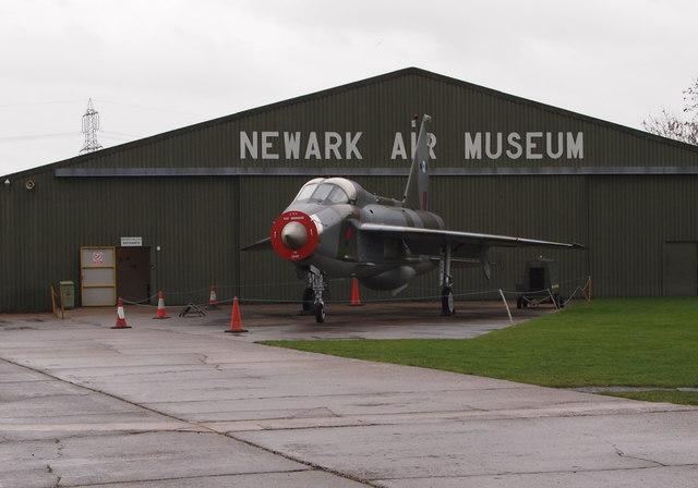 Newark Air Museum, Winthorpe, Notts.