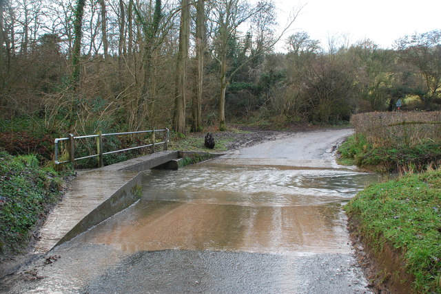Ford at Clencher's Mill
