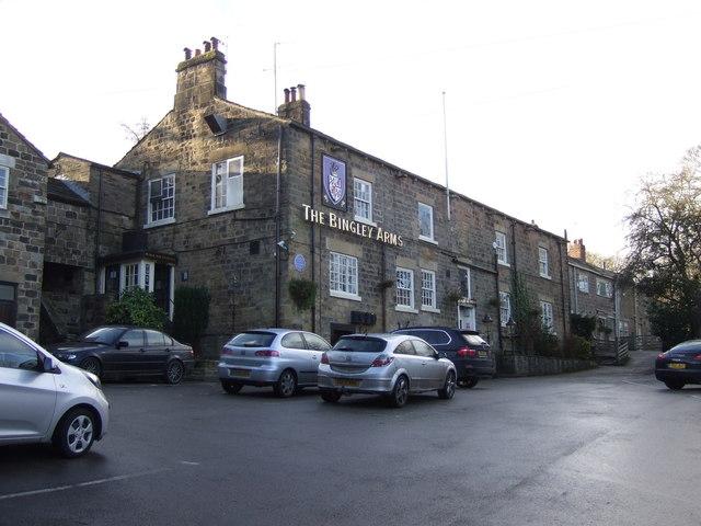 The Bingley Arms pub, Bardsey